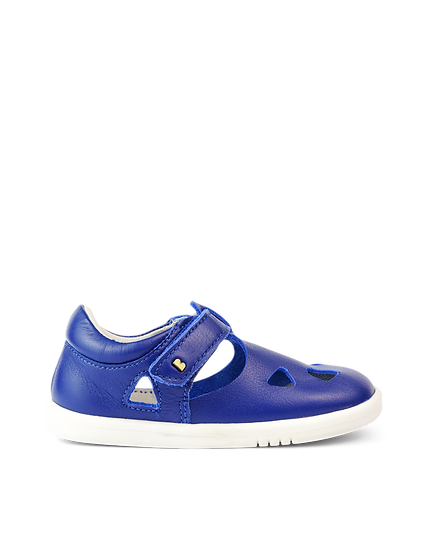 Bobux IWalk Zap Sandal Blueberry