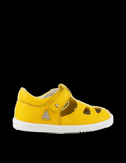 Bobux IWalk Zap Sandal Yellow