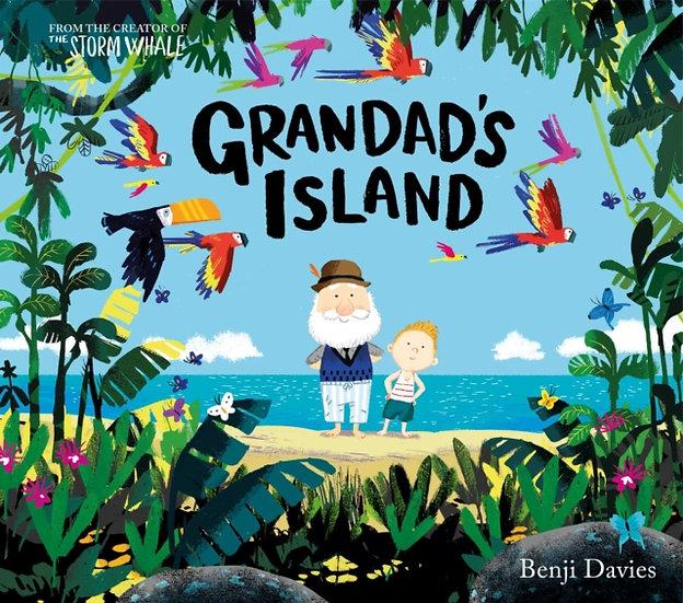 Grandad's Island Paperback