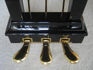 Piano Pedaling