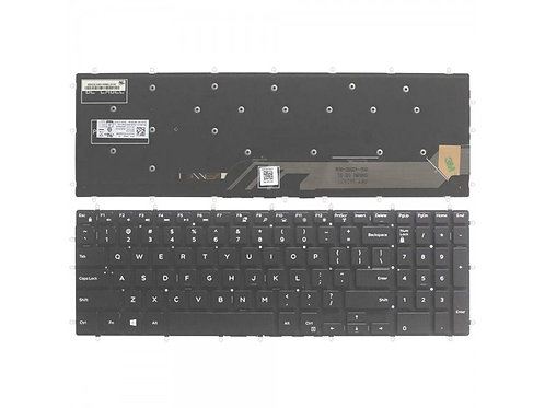 Dell Inspiron 15 (7566) Backlit Laptop Keyboard