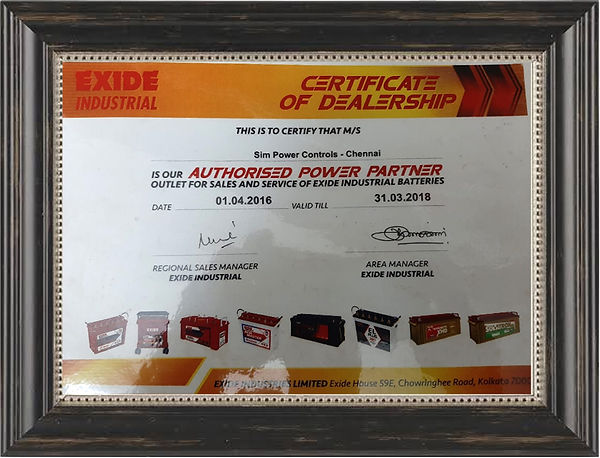 Exide Dealership Certificate.jpg