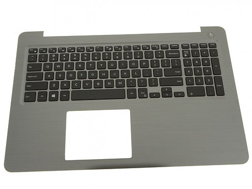 Dell Inspiron 15 (5567) Backlit Laptop Keyboard With Palmrest