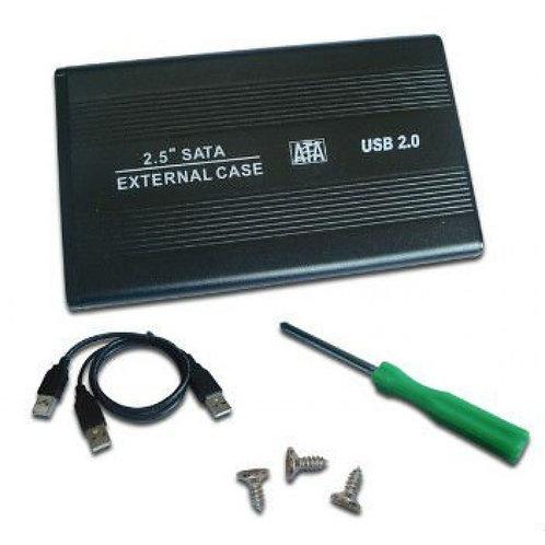 "Piranah 2.5"" SATA Case for Laptop Hard Disk"
