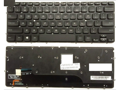 Dell XPS 13 (9333) Backlit Laptop Keyboard