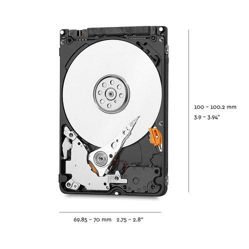 """WD 5400 RPM 2.5"""" Laptop HDD 500GB - WD5000LPCX"""