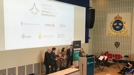 The European Conference of Defence and the Environment