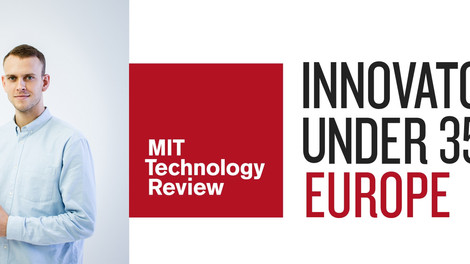 "CustoMem CEO listed in MIT TechReview ""Innovators Under 35"""