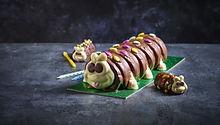 Caterpillar Cake Wars: tracking the story