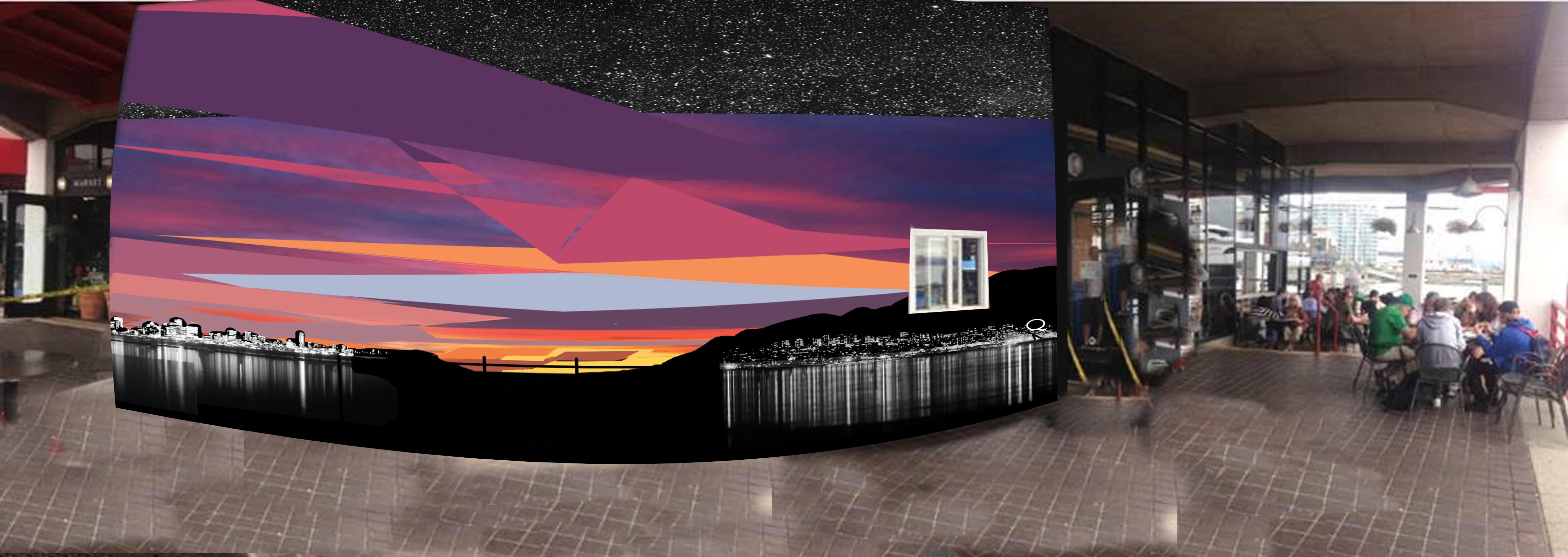 Starlight Mural