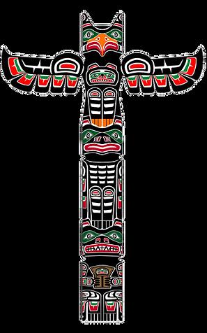 Wade Baker Totem Pole Design