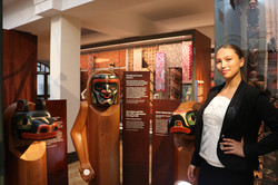 Kwakwaka'wakw World Gallery Exhibit