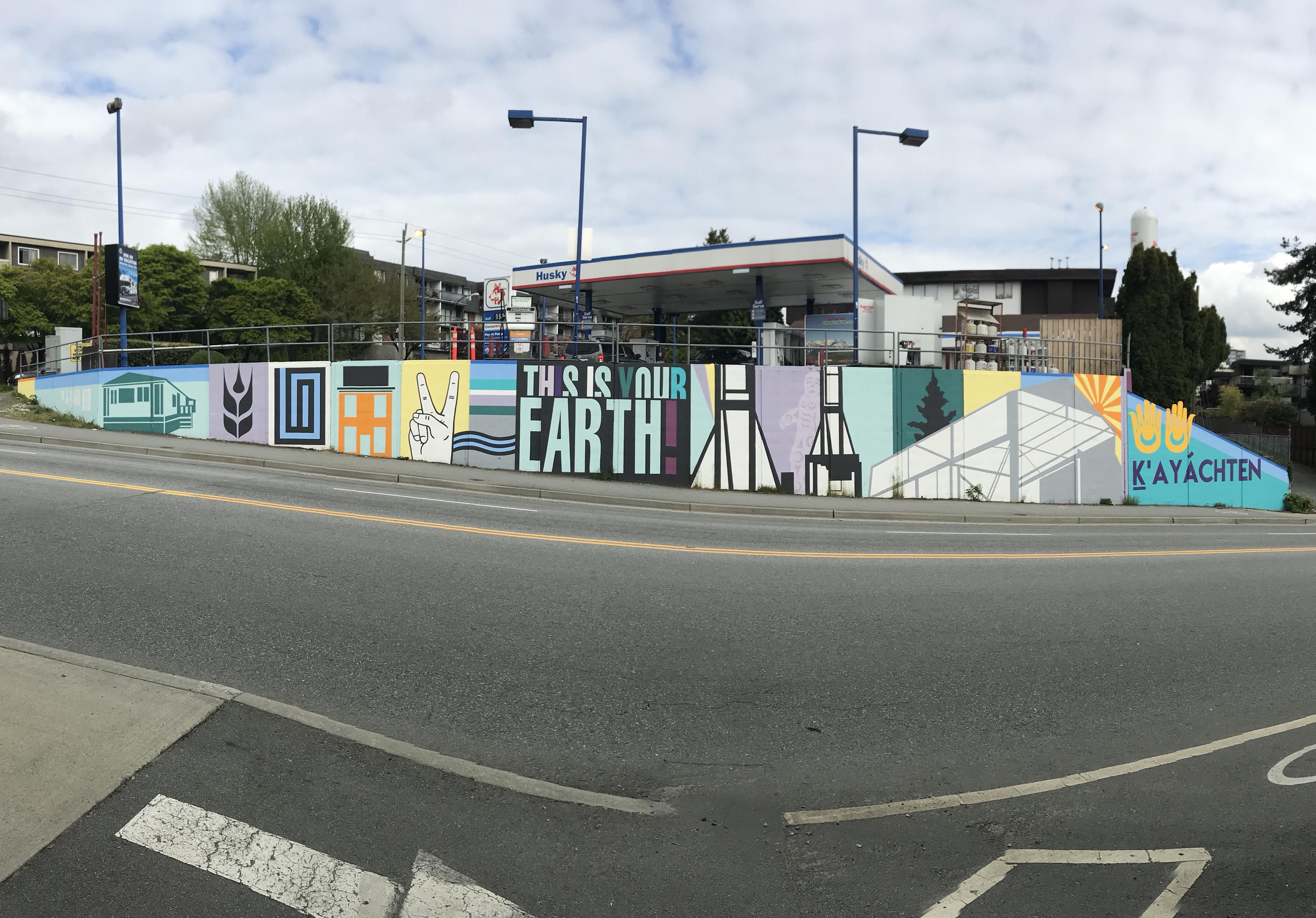 K'ayáchten Mural