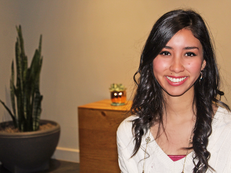 Millennial of the Month - Reina Hernandez