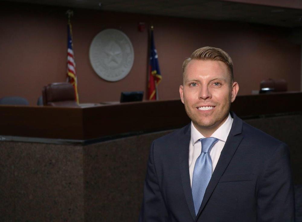 El Paso County Judge Ruben John Vogt