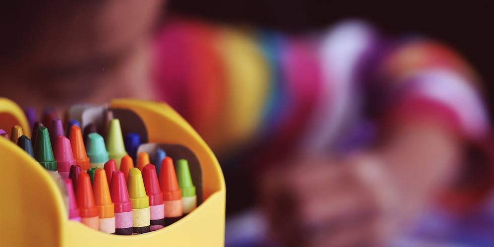 Color Their World - School Supply Drive