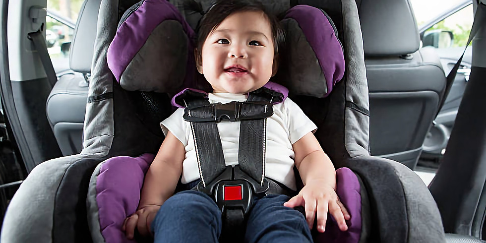 Car Seat Safety Event (Volunteer Opportunity)