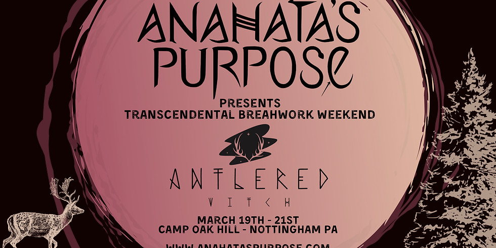 Anahata's Transcendental Breathwork Weekend Retreat