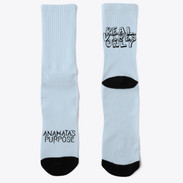 Real Vibes Only Socks