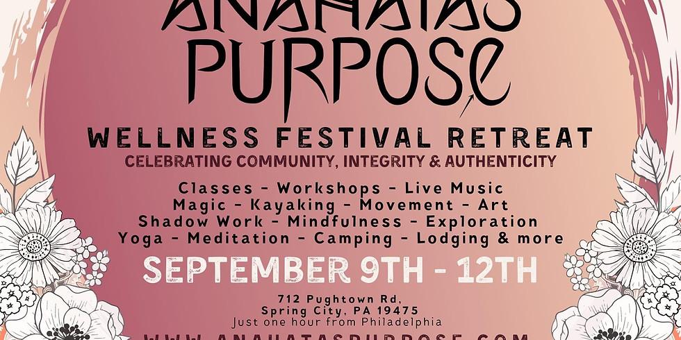 Anahata's Purpose - 2021