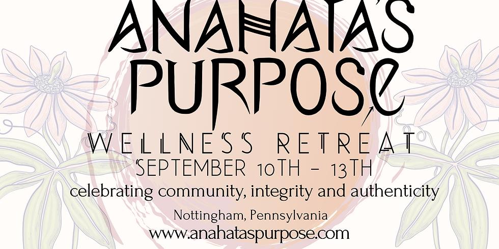 Anahata's Purpose
