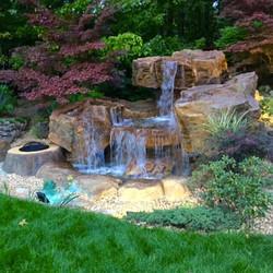 backyard-waterfall-pond