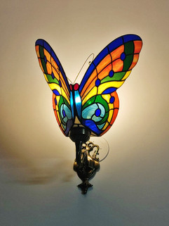 3D Butterfly Wall Lighter