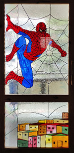 Fun Spiderman Panel