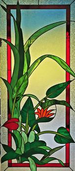 Simple Leafy Panel