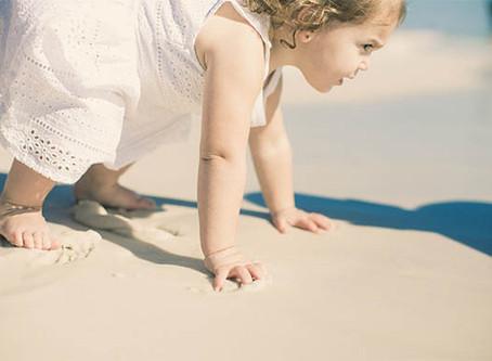 Writing Through the Senses of a Child