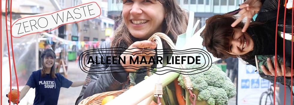 Alleen maar Liefde-vlog 6: Zero Waste