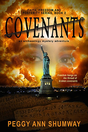 Covenants Book Cover statue liberty emai