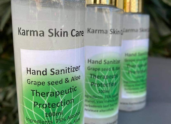 Karma Hand Sanitizer  Therapeutic Protection
