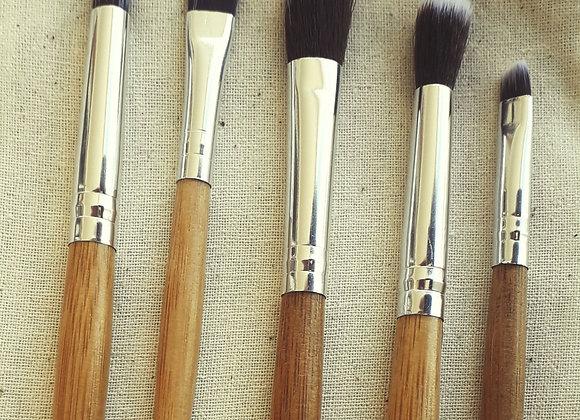 Karma Bamboo Eye Brush Set