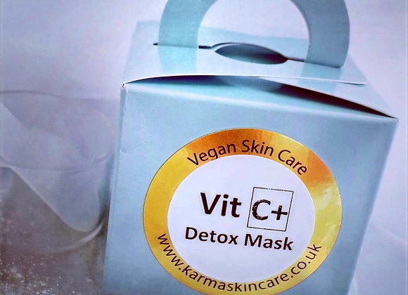 Vit  C+  Detox Face Mask