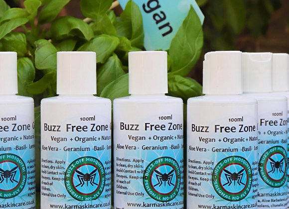Buzz Free Zone Gel