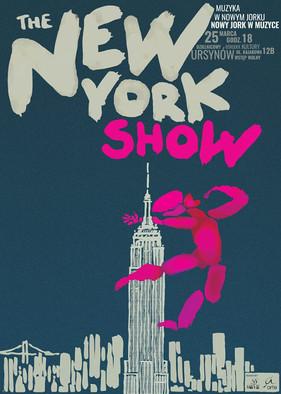 plakat The New York Show