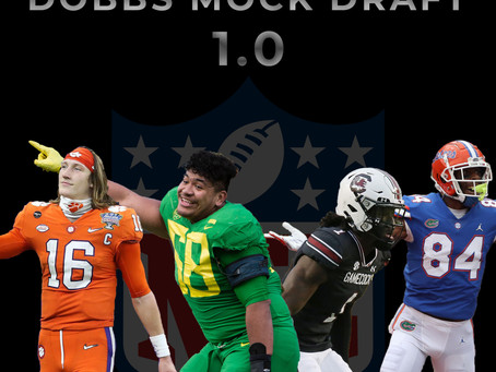 Dobbs Mock Draft 1.0