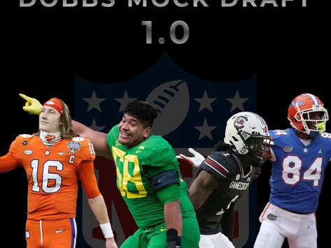 Dobbs Mock Draft 1.0