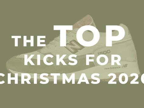 The Top Kicks for Christmas 2020
