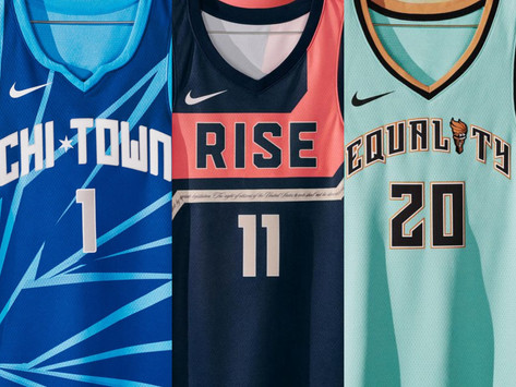 WNBA Jersey Rankings: Rebel Edition