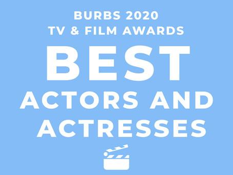 Best Actors & Actresses of 2020