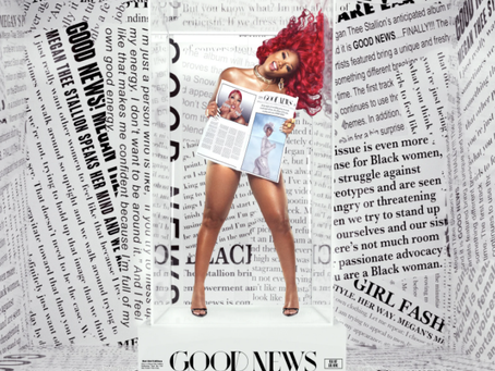 Album Review: 'Good News' by Megan Thee Stallion
