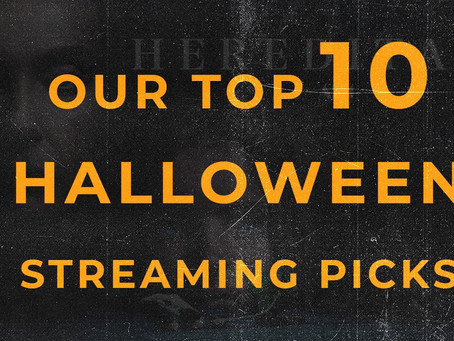 BURBS STAFF PICKS: Top 10 Halloween Streams