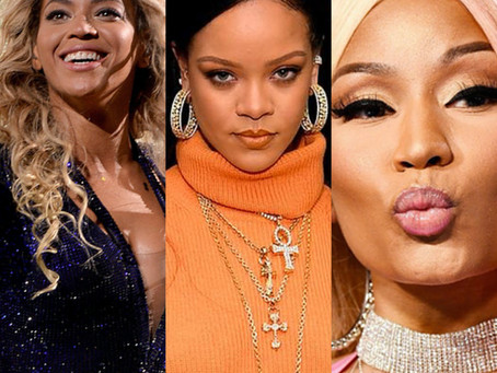 Top 10 Most Influential Black Female Artists (2000-2020)