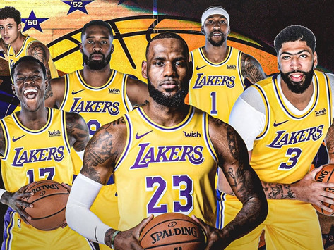 I Crunched the Numbers, and Now I Really Hate The Lakers