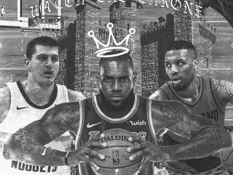 Watch The Throne: Embiid's injury opens the door for new candidates