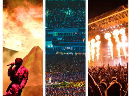 Our Three Favorite Concert Experiences