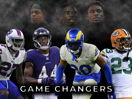 Game Changers: Receiver Talent