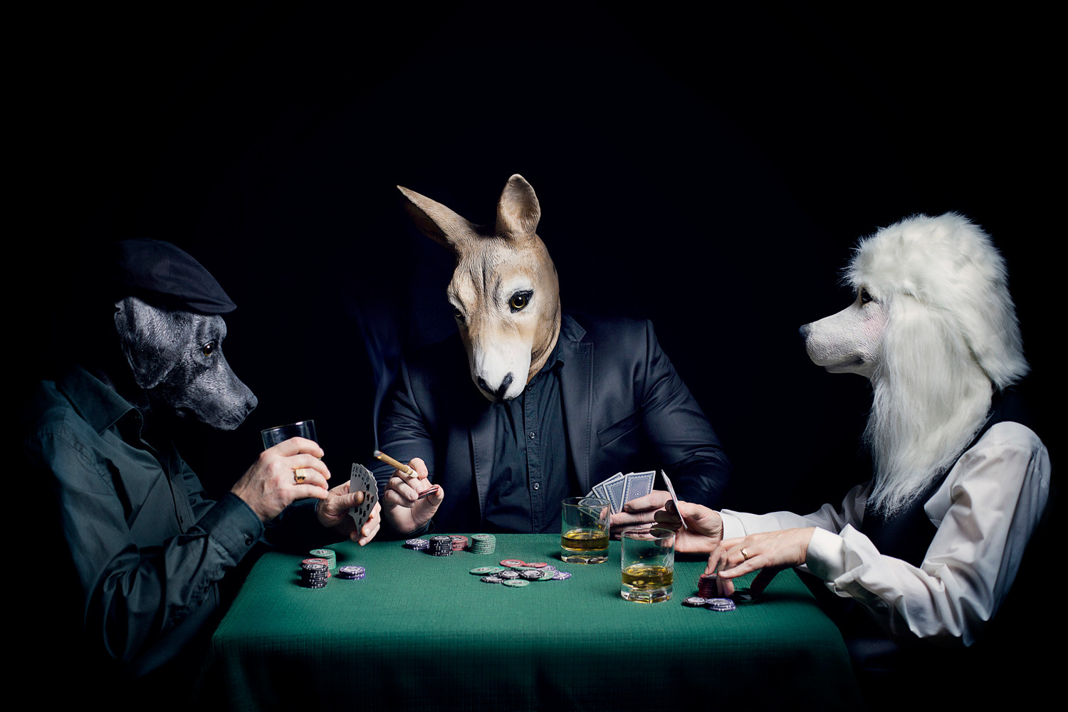 THE POKER GAME ©2017
